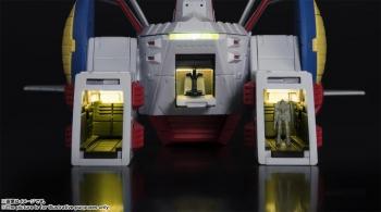 輝艦大全 ペガサス級強襲揚陸艦2番艦 ホワイトベース (2)