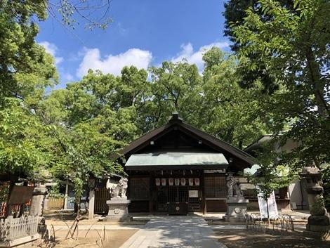 那古屋神社