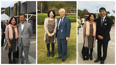 平成30年10月16日藤井社長・井知事・田中センター長