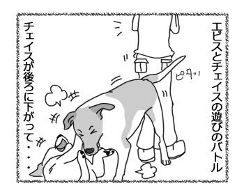 羊の国のラブラドール絵日記シニア!!「お尻のフタ」3