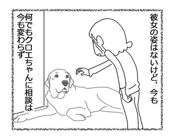 羊の国のラブラドール絵日記シニア!!「クロエちゃんの影響力」3