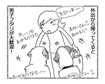 羊の国のラブラドール絵日記シニア!!「男子の世界」1