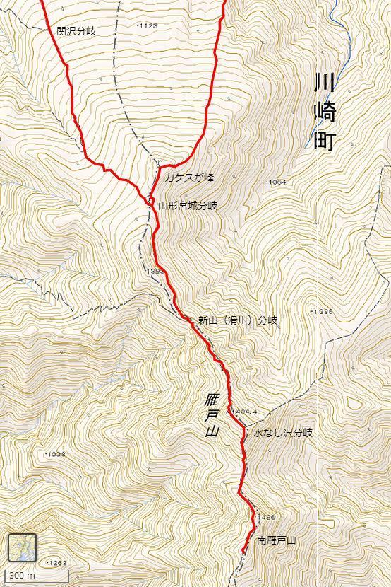 雁戸山-2