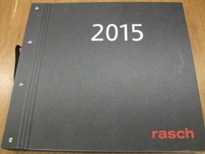 rasch(ラッシュ)2015カタログ