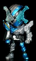 仮面ライダービルド 海賊ガトリングフォーム