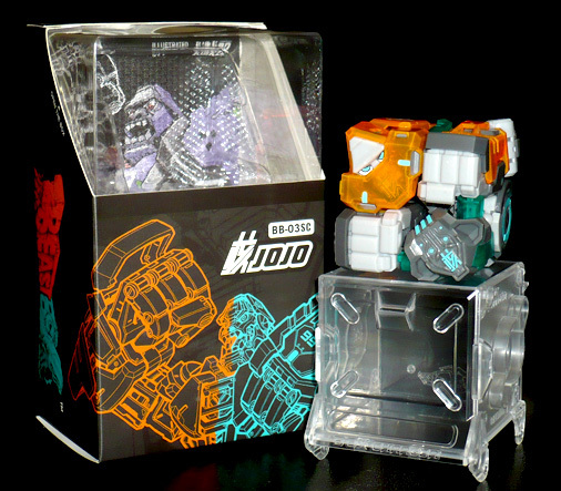 ビーストボックス 核JOJO ボックスモード