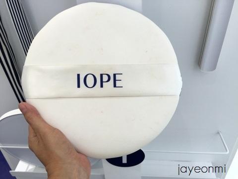 IOPE_エア クッション_ポップストア_明洞 (10)