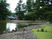 2018-06-30平泉-毛越寺アヤメ祭り-しろぷーうさぎ170