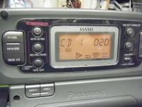 Panasonic RX-DT07重箱石11