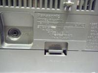 Panasonic RX-DT07重箱石23