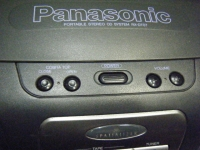 Panasonic RX-DT07重箱石26