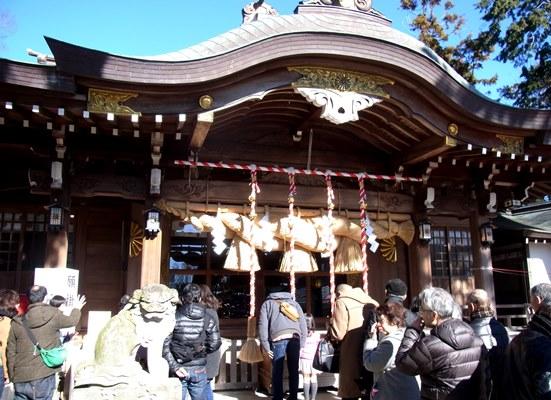 六所神社・本殿