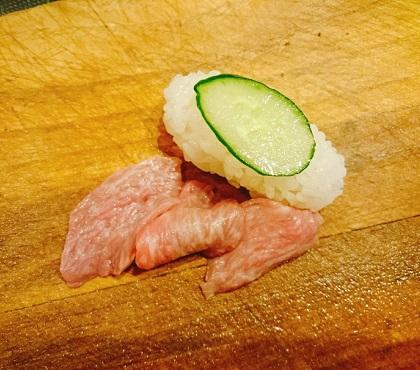 味吉陽一特製握り寿司六種23