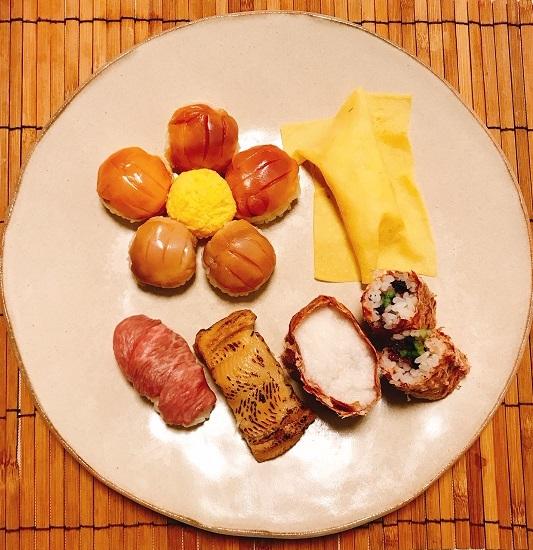 味吉陽一特製握り寿司六種24