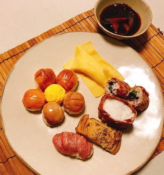 味吉陽一特製握り寿司六種25