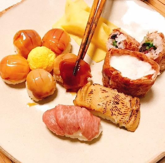 味吉陽一特製握り寿司六種26