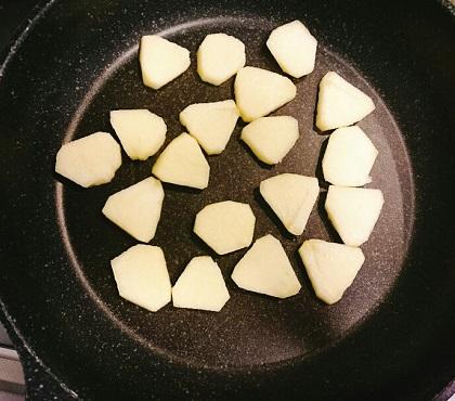 味吉陽一特製パイナップルカレー2