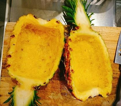 味吉陽一特製パイナップルカレー22