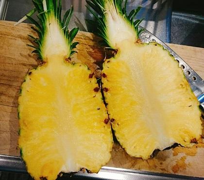 味吉陽一特製パイナップルカレー21