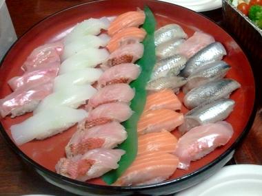 お寿司マンセー♪
