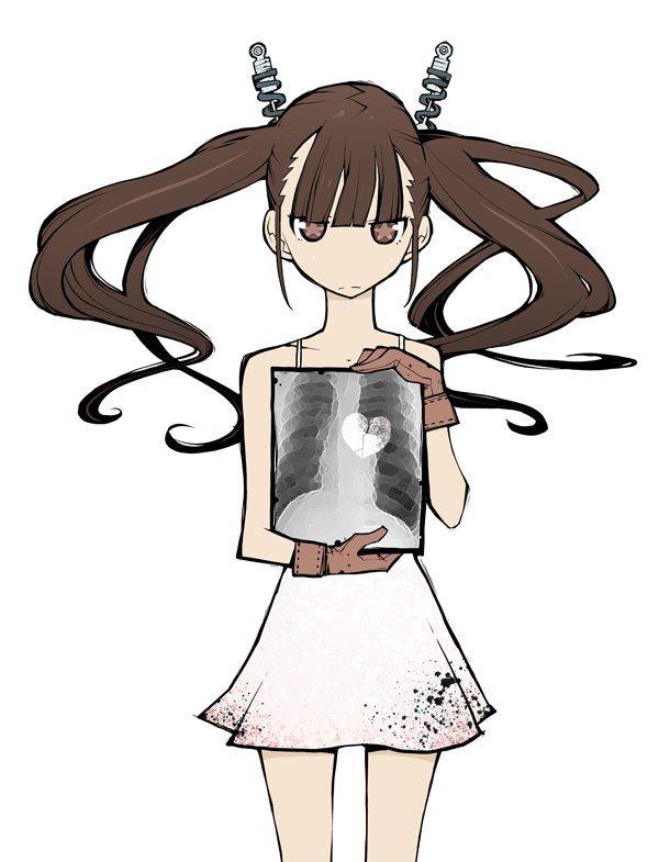道満晴明の描く女の子かわいすぎる マンガ中毒