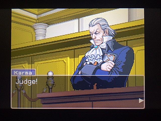 逆転裁判 北米版 ロッタの証言開始24