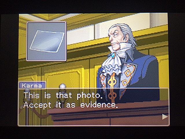 逆転裁判 北米版 ロッタの証言開始26