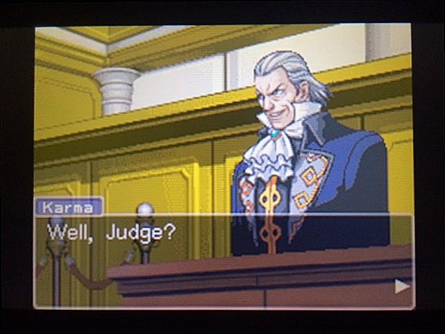 逆転裁判 北米版 ロッタの証言開始33