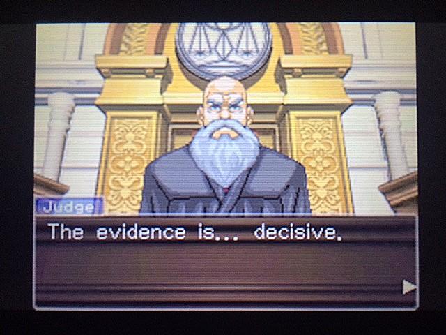 逆転裁判 北米版 ロッタの証言開始34