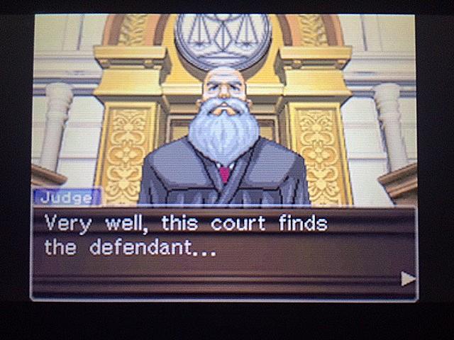 逆転裁判 北米版 ロッタの証言開始36