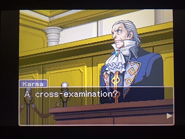 逆転裁判 北米版 ロッタの証言開始39