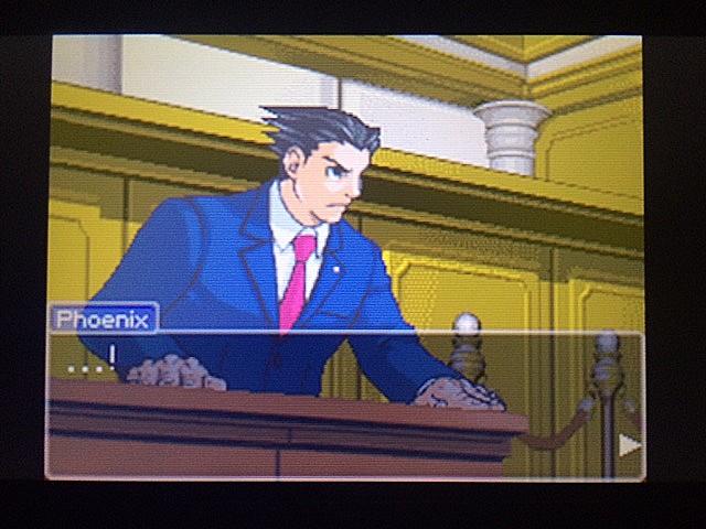 逆転裁判 北米版 ロッタの証言開始44