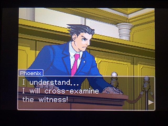 逆転裁判 北米版 ロッタの証言開始56