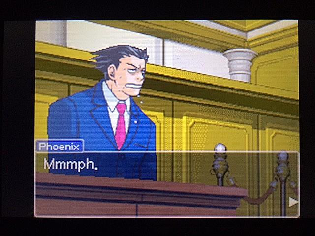逆転裁判 北米版 ロッタの証言に反対尋問8