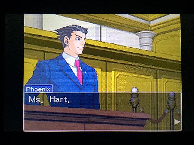 逆転裁判 北米版 ロッタの証言に反対尋問14