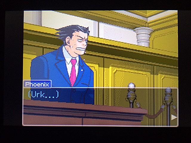 逆転裁判 北米版 ロッタの証言に反対尋問29