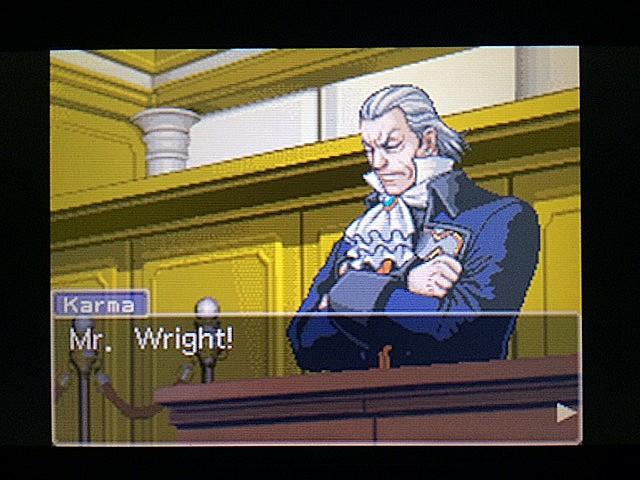 逆転裁判 北米版 ロッタの証言に反対尋問53
