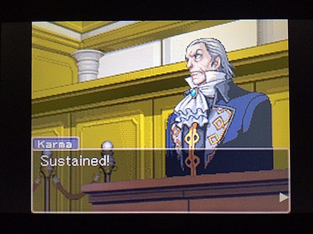 逆転裁判 北米版 ロッタの証言に反対尋問58