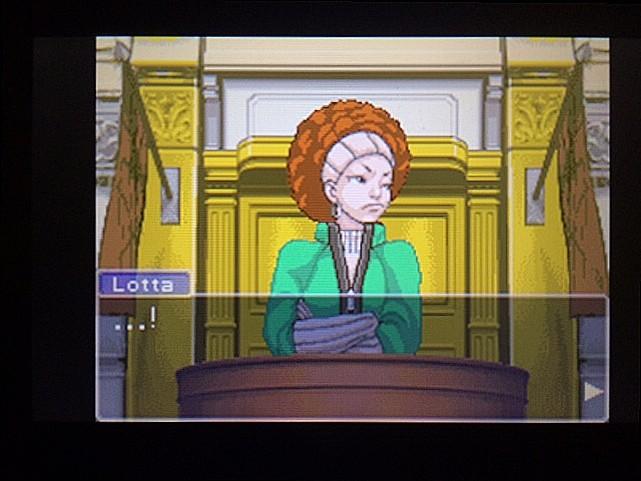 逆転裁判 北米版 ロッタ・ハートの撮りたいモノ17