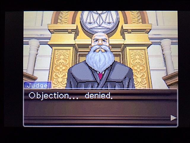 逆転裁判 北米版 拡大写真6