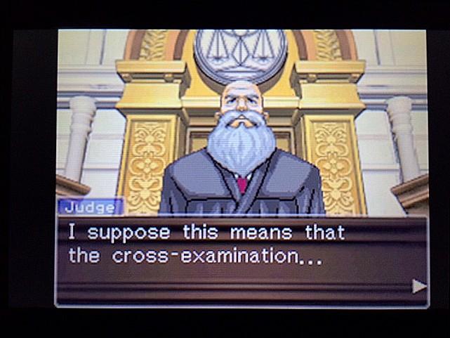 逆転裁判 北米版 拡大写真18