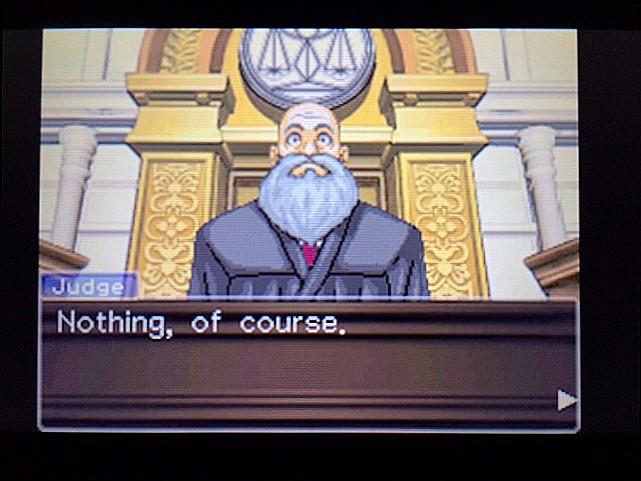 逆転裁判 北米版 拡大写真27