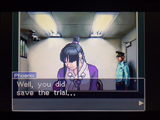 逆転裁判 北米版 法廷侮辱罪のマヤ、その後12