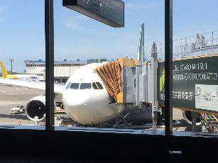 1日目@成田空港 (3)