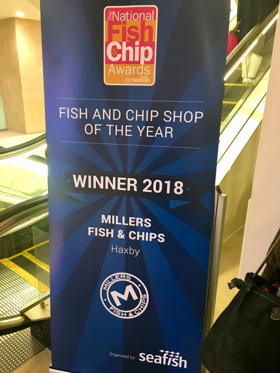 No. 1 Fish'n Chips
