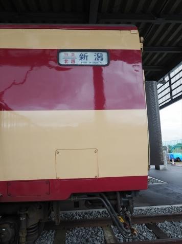 485系 特急形 交直流電車【新潟市新津鉄道資料館】