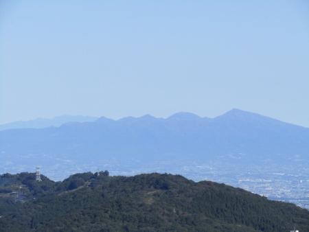 181021大霧山~釜伏山~寄居 (9)赤城山s