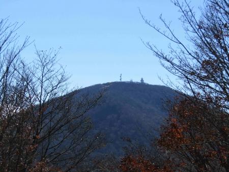 181030出張山~陣笠山 (19)地蔵岳s