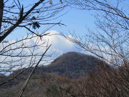 181030出張山~陣笠山 (20)鈴ヶ岳s