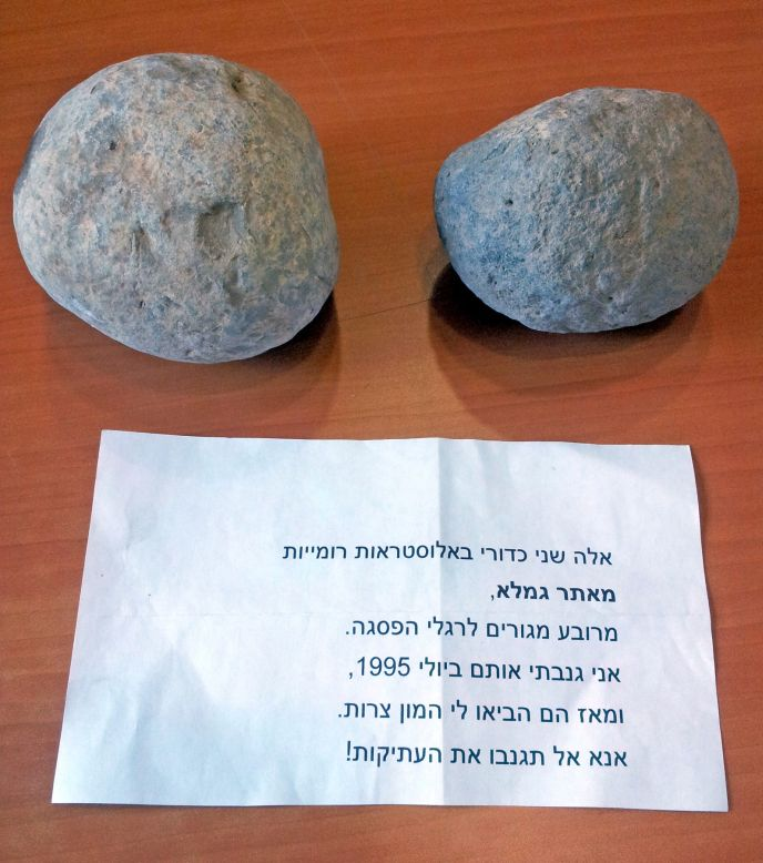 【呪い】盗まれていた約2000年前の古代遺物…不思議な力で犯人に不幸が続き、メモを添えて返却 「古代遺物は盗まない方がいい」